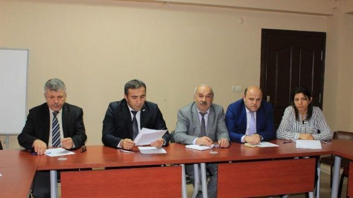 Fatsa'da Milli Eğitim Komisyon Kurulu Toplantısı