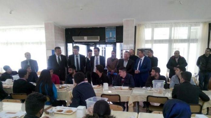Mardinli Öğrenciler Mersin'de Eğitim Görecek