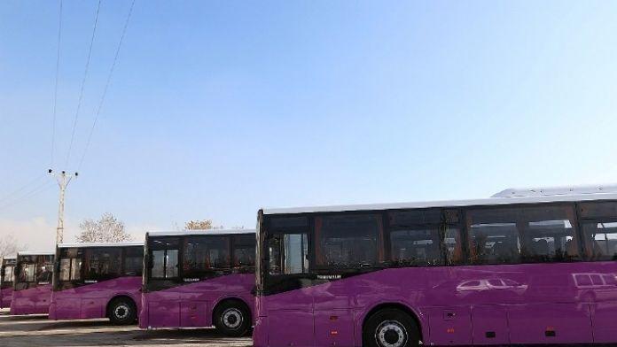Çaldıran Ve Muradiye'de Otobüs Seferleri Başladı