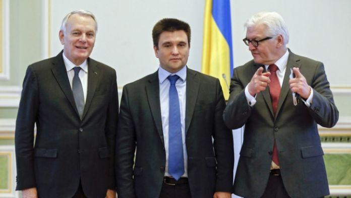 Alman bakan: Avrupa Ukrayna'daki durum karşısında endişeli