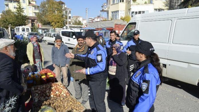 Karaman'da Dolandırıcılara Karşı Vatandaşlar TEK TEK Uyarılıyor