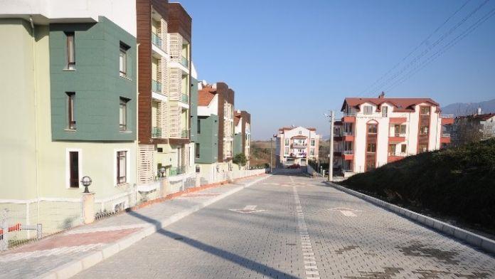 Başiskele'ye Yeni Parke Yollar