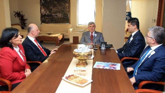 Başkan Karaosmanoğlu, 'Vergilendirilmiş Kazanç Kutsaldır'