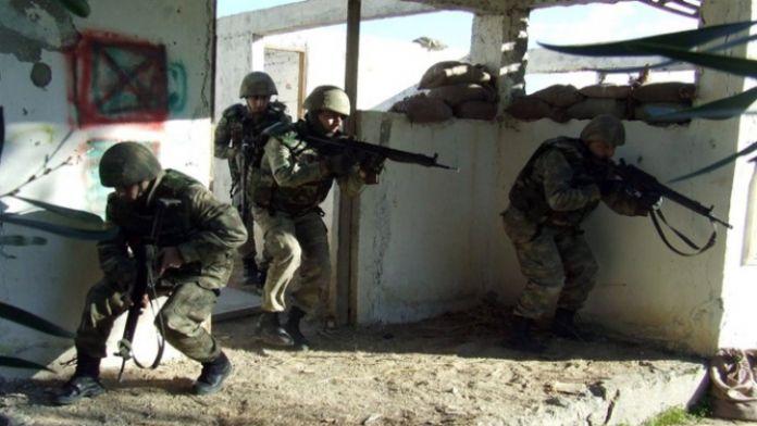 Mardin'de 7 terörist öldürüldü, 6'sı yakalandı