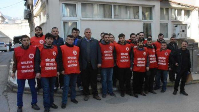 Bursa'daki İtalyan otomotiv fabrikasında sendika krizi