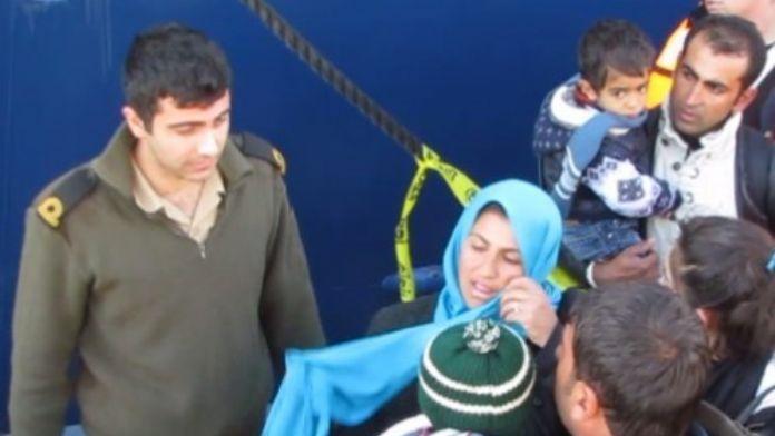 Terörden Kaçan Sığınmacılar Ölüm Yolculuğunda