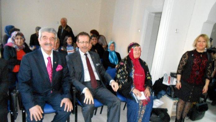 Odunpazarı Kent Konseyi Kültür Ve Sanat Çalışma Grubu Etkinlikleri İlgi Gördü