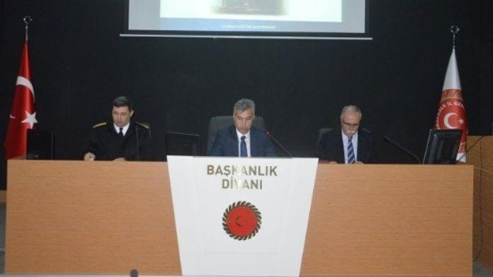 18 Mart Törenleri Hazırlık Toplantısı Yapıldı