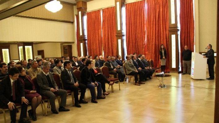 Okul Bazlı Bütçe Uygulamaları Semineri Mersin'de Yapılıyor