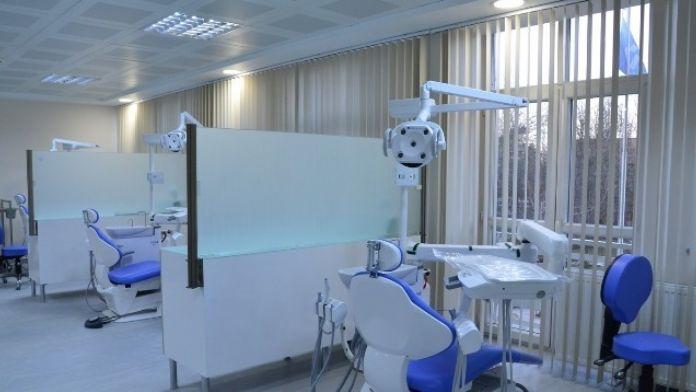 Rektör Çelik; 'Diş Hekimliği Fakültesi Kliniğimizin Açılışı İçin Son Noktaya Geldik'