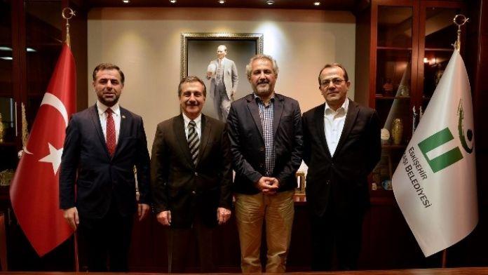 Milletvekili Yarkadaş Ve Beraberindekilerden Ataç'a Ziyaret