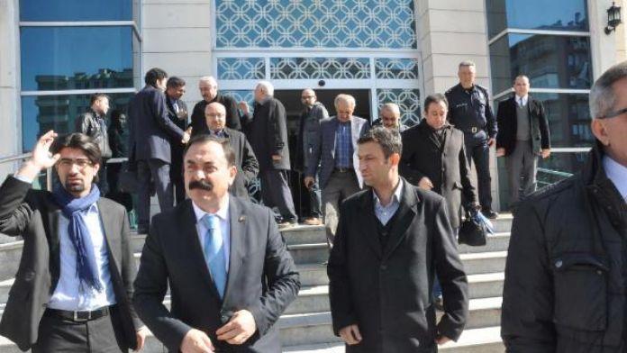 CHP Kırşehir İl Başkanına pankart cezası