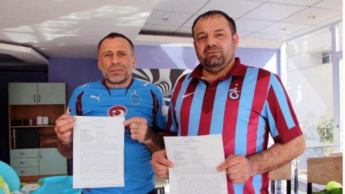 Trabzonsporlu 2 taraftardan Bitnel ve Demirören'e suç duyurusu