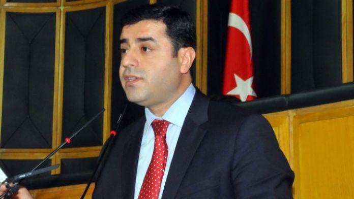 Selahattin Demirtaş PYD'yi savundu