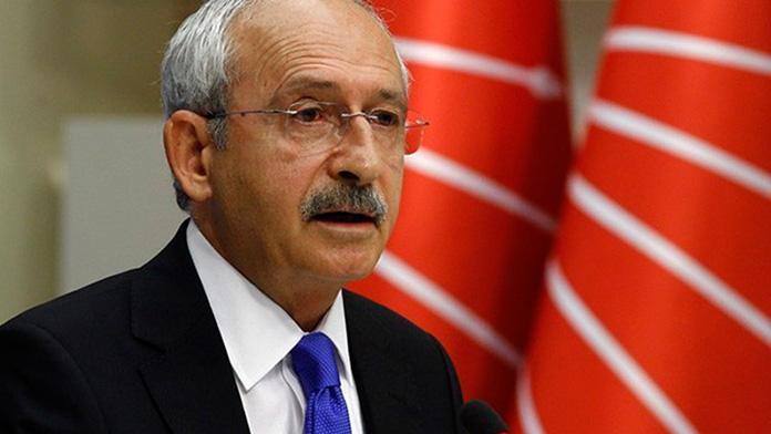 Kılıçdaroğlu: 'Teröristin Taziye Çadırına Gitmek Doğru Değildir Ve Bu Ülkeye İhanettir'
