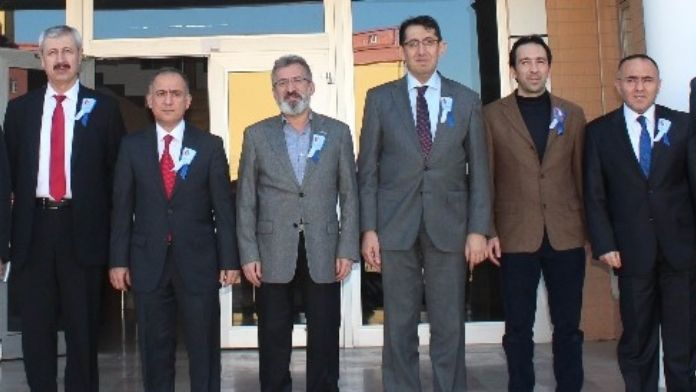 Konya Vergi Dairesi'nden MÜSİAD Konya'ya Ziyaret