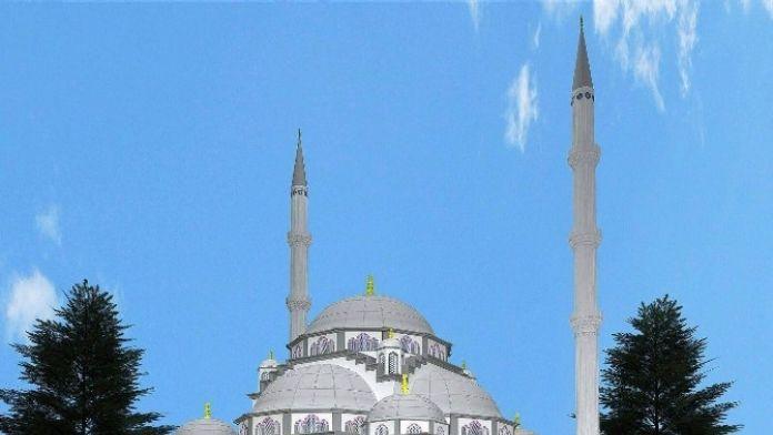 Bin 500 Kişilik Cami