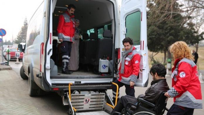 'Sağlıkta Tüm Engelleri Kaldırıyoruz' Projesi Tam Not Aldı