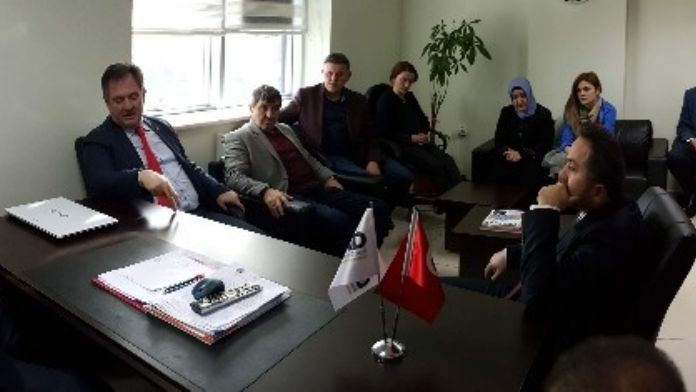 AK Parti'den MÜSİAD'a İadei Ziyaret