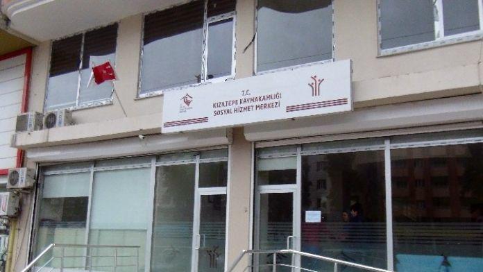 Kızıltepe'de Hırsızlık