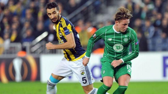 Celtic'e 'Fenerbahçe' cezası