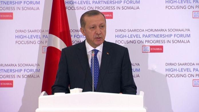 Somali'nin toplu taşıması Türkiye'den