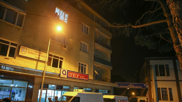 İzmir'de jandarma komutanlığına yönelik roketatarlı saldırı