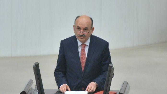 Sağlık Bakanı Müezzinoğlu hakkındaki gensoru reddedildi