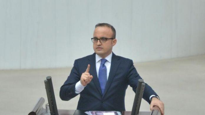 AK Partili Turan'dan HDP'ye çağrı: 'Türkiye'ye dönün artık'