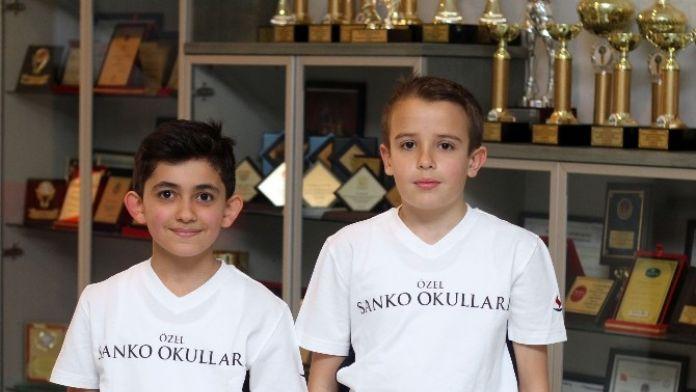 Özel Sanko Okullarıından Satranç Başarısı