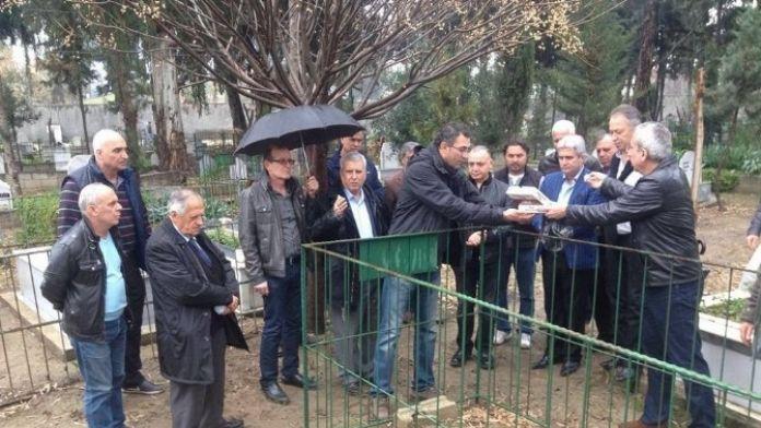 Hasan Baysaler Mezarı Başında Anıldı
