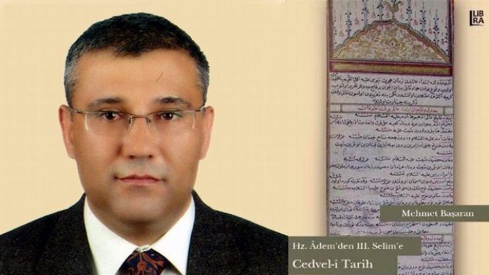 Mehmet Başaran'ın Çeviri Kitabı Yayımlandı