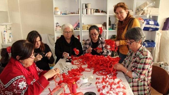 Urlalı Kadınlardan Ekonomiye Katma Değer