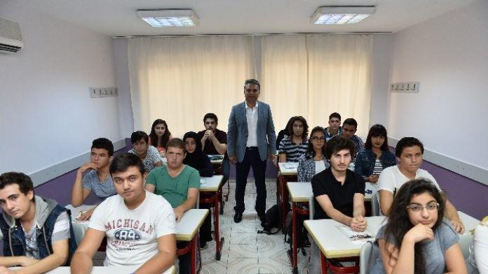 Muratpaşa Belediyesi'nden YGS Deneme Sınavı