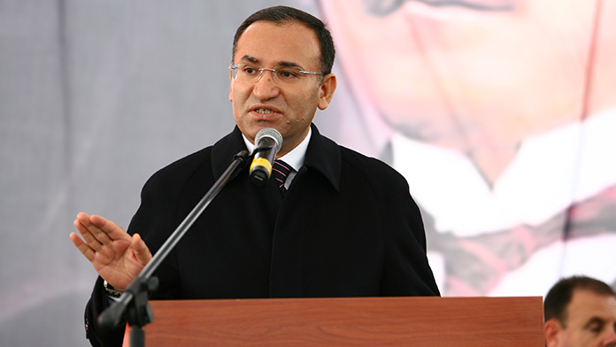Adalet Bakanı Bozdağ'dan açıklama