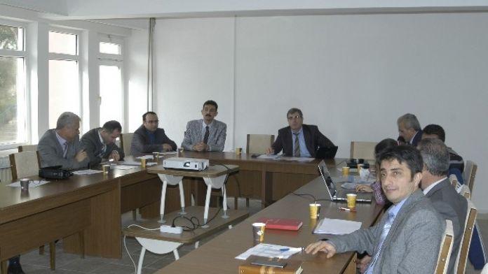 Taşımalı Eğitim Planlama Toplantısı Yapıldı