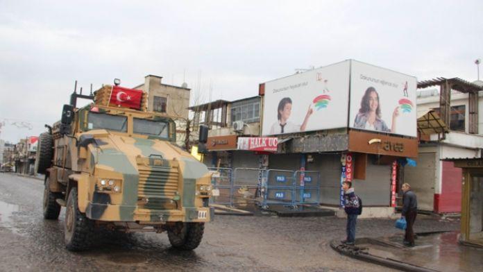 Sur'da şiddetli çatışmalar: 1 asker yaralı