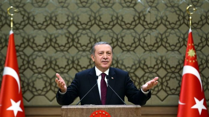 Cumhurbaşkanı Trabzon'u kutladı