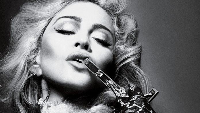 Madonna'dan Filipinli çocuklara sürpriz
