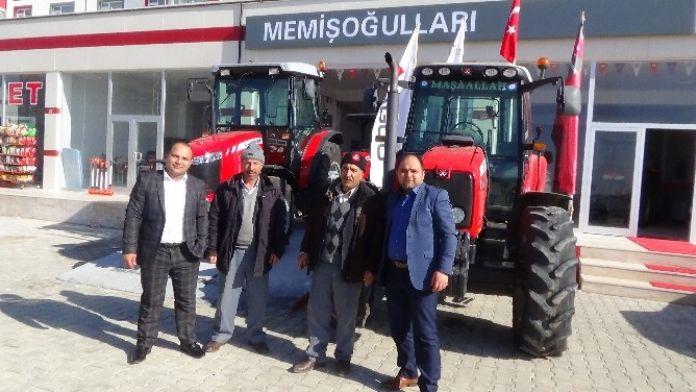 Yozgat'ta Massey Ferguson Traktör Bayisi Açıldı