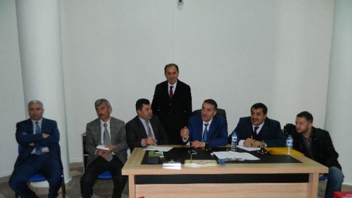 Doğanşehir'de Bilgilendirme Toplantısı Düzenlendi