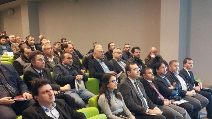 Afyonkarahisar'da İş Adamlarına Ve Girişimcilere Devlet Destek Ve Teşvikleri Anlatıldı