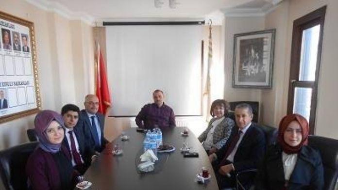 Akçakoca'da Vergi Haftası Ziyaretleri Sürüyor