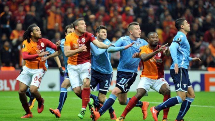 Galatasaray İtalya'da tur peşinde