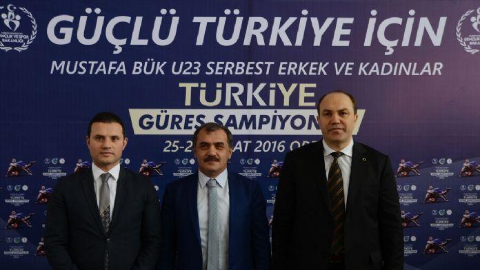 23 Yaş Altı Türkiye Güreş Şampiyonası