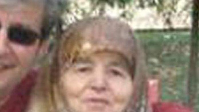 Kamyon çarpan kadın öldü