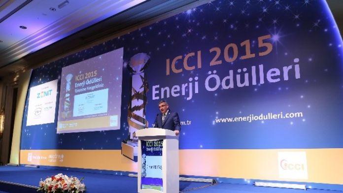 Iccı 2015 Enerji Ödülleri Görkemli Törenle Sahiplerini Buldu