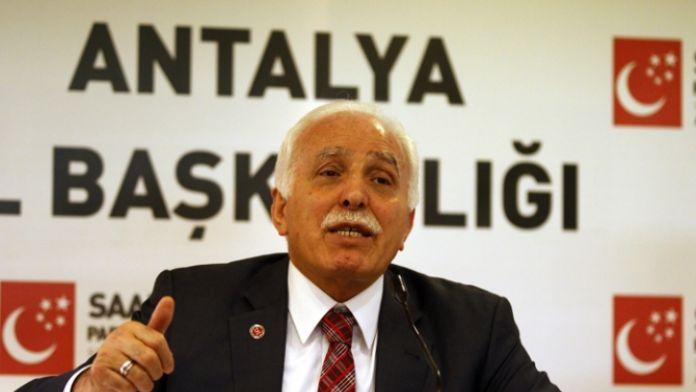 Kamalak: Bütün gücümüzle hükümetin yanındayız