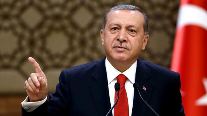Cumhurbaşkanı Erdoğan :'Terör örgütünün her eyleminde ön safta yer alan milletvekili milletvekili değil teröristin ta kendisidir.'