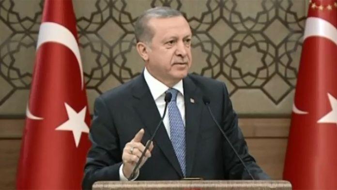Erdoğan: Artık milletimizin tahammülü kalmamıştır